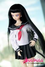 Mini Doll ミニドール 最新作  60cm バスト平ら 高級TPE製 セックス可能 軽量化 3kg 収納が便利 使いやすい 普段は鑑賞用 小さいラブドール 女性素体 フィギュア cosplay
