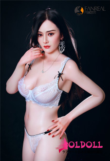FANREAL 新作172cm Eカップ #凌(りん)フルシリコン製 等身大 ラブドール  リアルドール