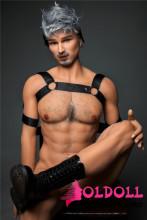 Irontechdoll 175cm 新作品  Kivenさん TPE製 男性 リアルラブドール  ペニス取り外す式  male doll