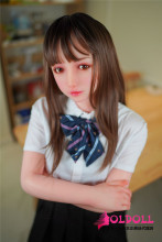 XYcolo Doll 153cm A-cup 沐沐(mumu) フルシリコン製リアルラブドール(お客様撮た写真)