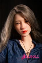 Qita Doll  164cm Eカップ TPEボディ+最新作シリコンヘッド#95  tpeラブドール