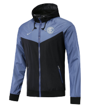 18/19 Inter Milan Dark Grey windbreaker