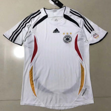 2006 Germany Home Retro Soccer Jersey
