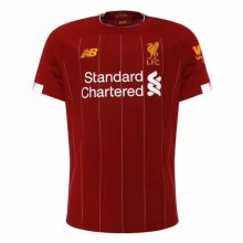 2019/20 Liverpool 1:1 Quality Home Fans Soccer Jersey