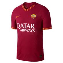 2019/20 Roma Home 1:1 Quality Red Fans Soccer Jersey