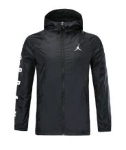 2019 /2020 Jordan Black Windbreaker