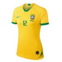 2019 FIFA Women's World Cup Brazil Home Soccer Jersey