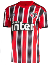 2019 Sao Paulo Away 1:1 Quality Fans Soccer Jersey