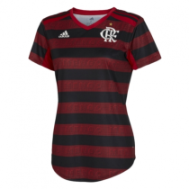 2019/20 Flamengo Home 1:1 Quality Women Soccer Jersey