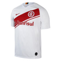2019 International Away White Fans Soccer Jersey