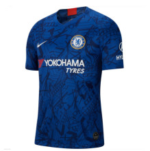 2019/20 Chelsea Home 1:1 Quality Blue Fans Soccer Jersey