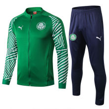 Palmeiras Green Jacket Tracksuit Full Sets 2019