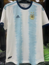 2019 Copa America Argentina Home 1:1 Quality Player Soccer Jersey