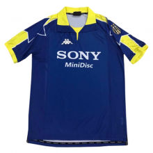 1997-1998 JUV Third Away Retro Soccer Jersey