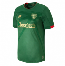 2019/20 Bilbao Athletic Away GreenFans Soccer Jersey