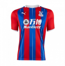 2019/20  Crystal Palace Home Red Fans Soccer Jersey