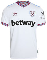 2019/20 West Ham Away Fans Soccer Jersey