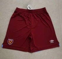 2019/20 West Ham Red Shorts Pants