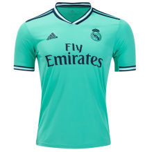2019 RM 1:1 Quality Green Fans Soccer Jersey