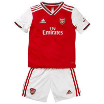 2019/20 Arsenal Home Red Kids Soccer Jersey