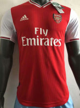 2019/20 Arsenal Home Red Palyer Version Soccer Jersey