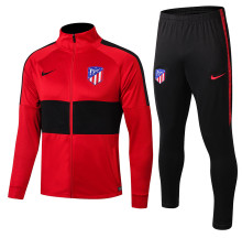 2019/20 Atletico Madrid Red  Jacket Tracksuit