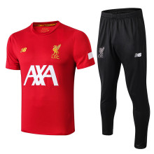 2019/20 Liverpool Red Polo Tracksuit
