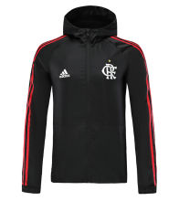 2019/20 Flamengo Black Windbreaker