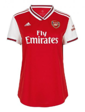 2019/20 Arsenal Home Red Women Soccer Jersey
