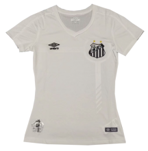 2019/20 Santos Home White Women Soccer Jersey