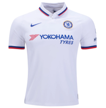 2019/20 Chelsea 1:1 Quality Away White Fans Soccer Jersey