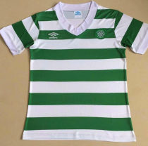 1980-1982 Celtic Home Green Retro Soccer Jersey