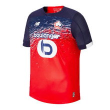 2019/20 Lille Home Fans Soccer Jersey
