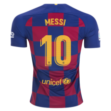 MESSI #10 BA Home Fans Soccer Jersey 2019/20