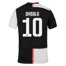 DYBALA #10 JUV Home Fans Soccer Jersey 19/20