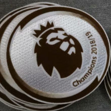 2019/20 Premier League Patch Gold