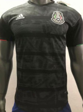 2019 Mexican Camouflage Black Player Soccer Jersey