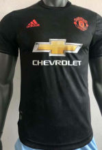 2019/20 Man Utd Away Player Version Soccer Jersey