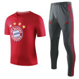 2019/20 Bayern Munich Red Adult Suit Tracksuit