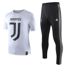 2019/20  JUV White Adult Suit Tracksuit