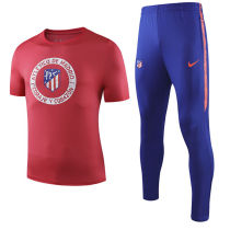2019/20  Atlético de Madridl Red Adult Suit Tracksuit