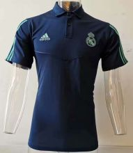 2019/20 RM Royal Blue Polo Short Jersey