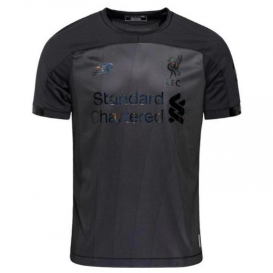 2019/20 Liverpool 1:1 Blackout Fans Soccer Jersey