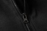 2019/20 PSG  Black Hoodie Jacket Tracksuit