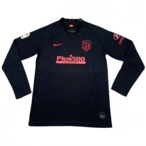 2019/20 AT Madrid Away Long Sleeve Soccer Jersey