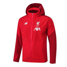 19/20  Liverpool Red Windbreaker Full Sets