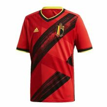 2020 Euro Belgium 1:1 Quality Home Fans Soccer Jersey