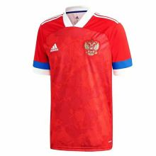 2020 Euro Russia 1:1 Quality Home Fans Soccer Jersey