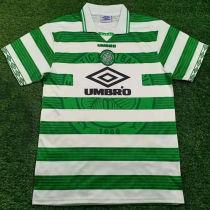 1998 Celtic Home Retro Soccer Jersey