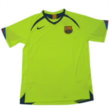 2005-2006 BA Away Green Retro Soccer Jersey